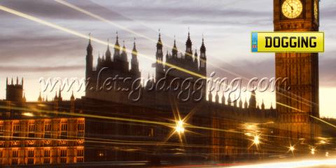 2009 UK Dogging hotspot