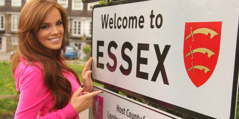 The Only Way is Essex for UK Dogging