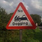 No Dogging allowed