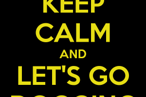 Keep Calm and Let's Go UK Dogging