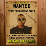 Terry from Dogging Tales
