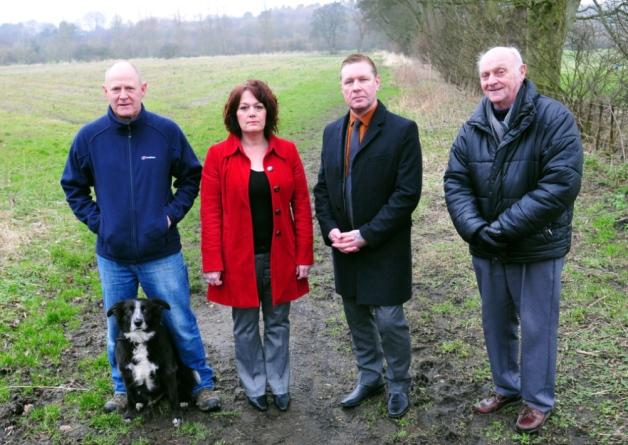 Dogging halts crematorium plans