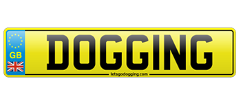 Let's Go Dogging logo