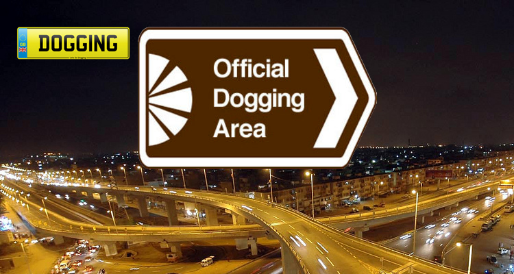 Top 10 UK Dogging counties