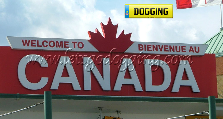 Canadian Dogging site