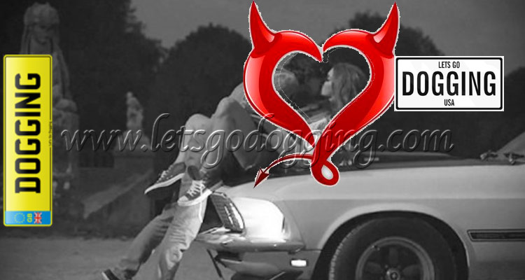 Make date night a Valentines day dogging night