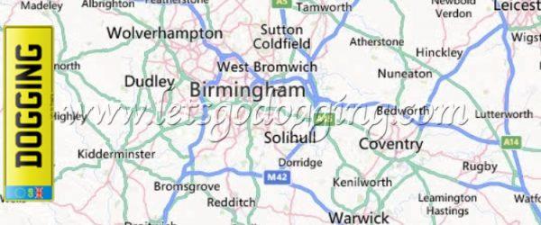 dogging meets West Midlands