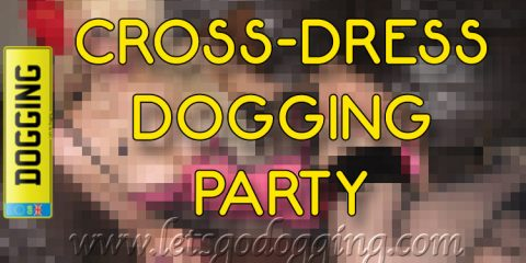 Did you know that even cross-dressers go dogging?