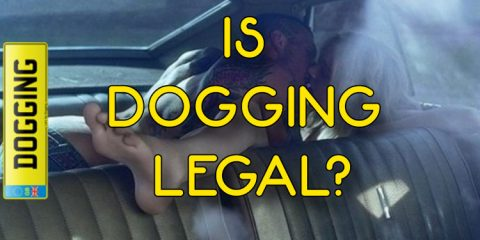 Is Dogging legal?