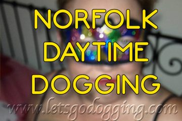 Norfolk daytime dogging.