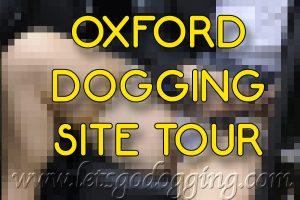 Oxford dogging site