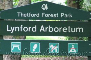 Thetford dogging site
