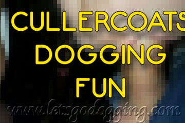 Cullercoats dogging fun.