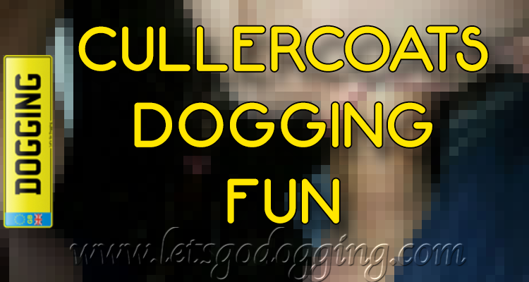 Cullercoats dogging fun with Chaz