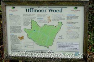 Doggers cause closure of Uffmoor Wood.