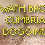 Wath Brow Cumbria dogging car park action