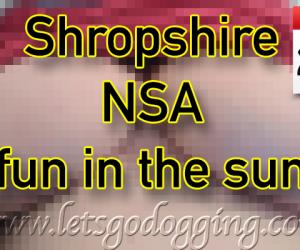 Shropshire no strings fun